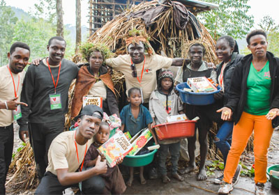 Out of Charity in Uganda