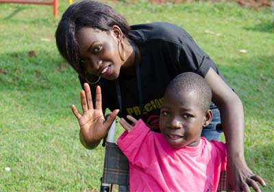 Helping Children out of Charity
