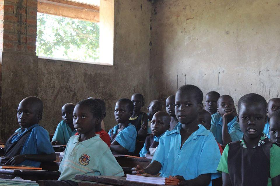 Uganda Society & Children of Uganda