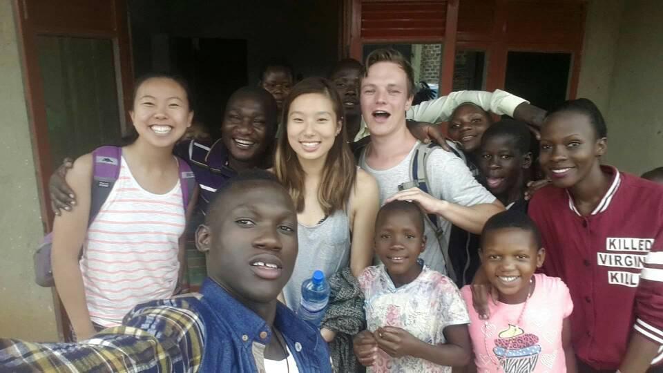 Volunteer and support Uganda