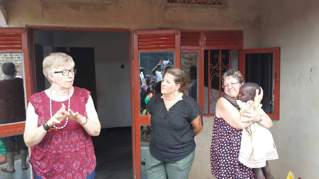 Uganda volunteers, volunteering in Uganda