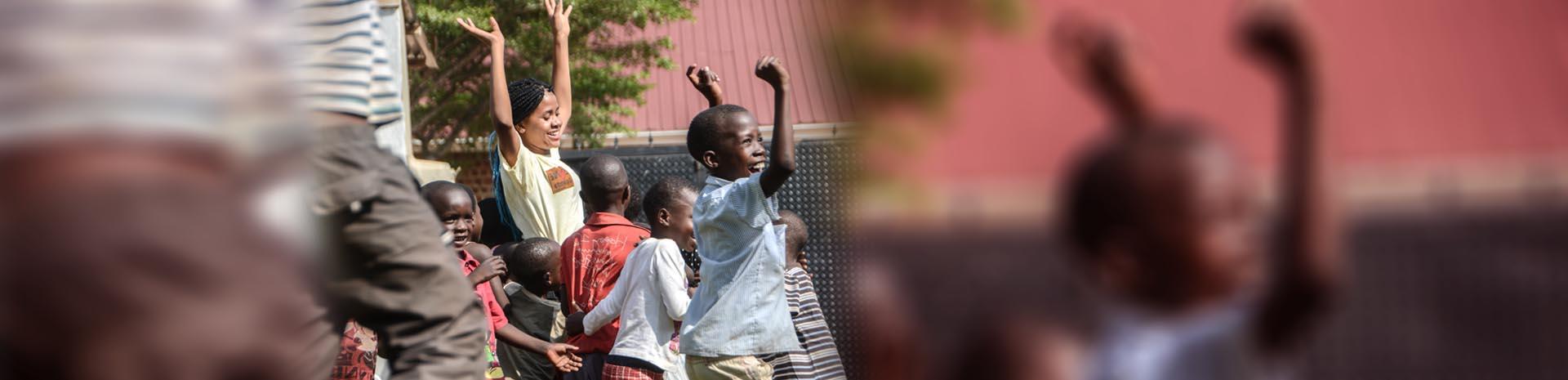Sponsor Uganda children, Uganda orphans, Charities in Uganda