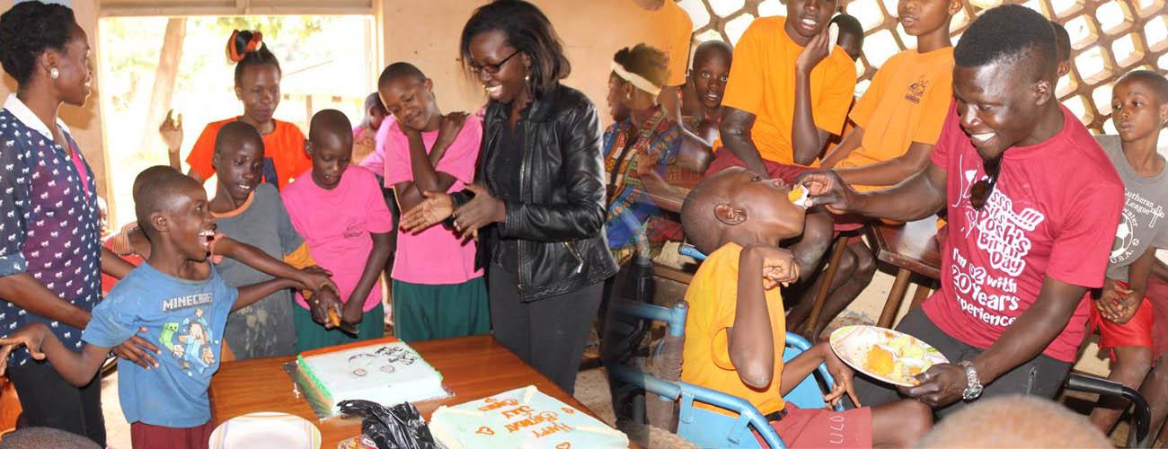 Uganda Children – Ugandan orphan child – Help Uganda child