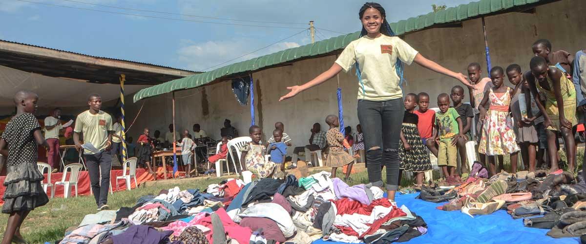 DONATE IN UGANDA – DONATE IN AFRICA – HELP IN UGANDA