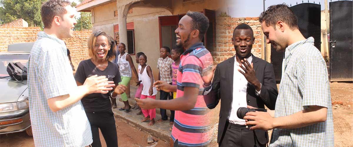 VOLUNTEERING IN UGANDA VOLUNTEER IN UGANDA