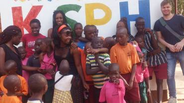 Disabled Children in Uganda proves Disability is not in ability
