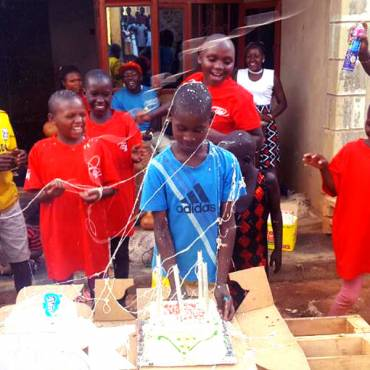 ROTARACT CLUB of Kampala Ssese Islands Visits Love Uganda Orphanage