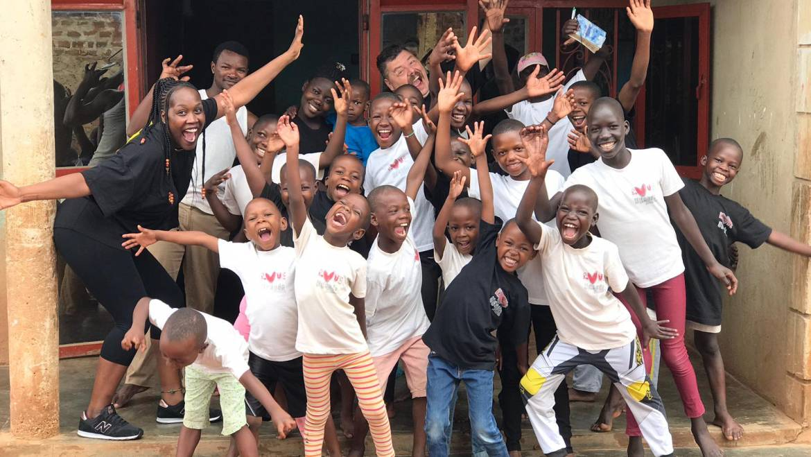 LUF Childcare/Orphanage home in Uganda