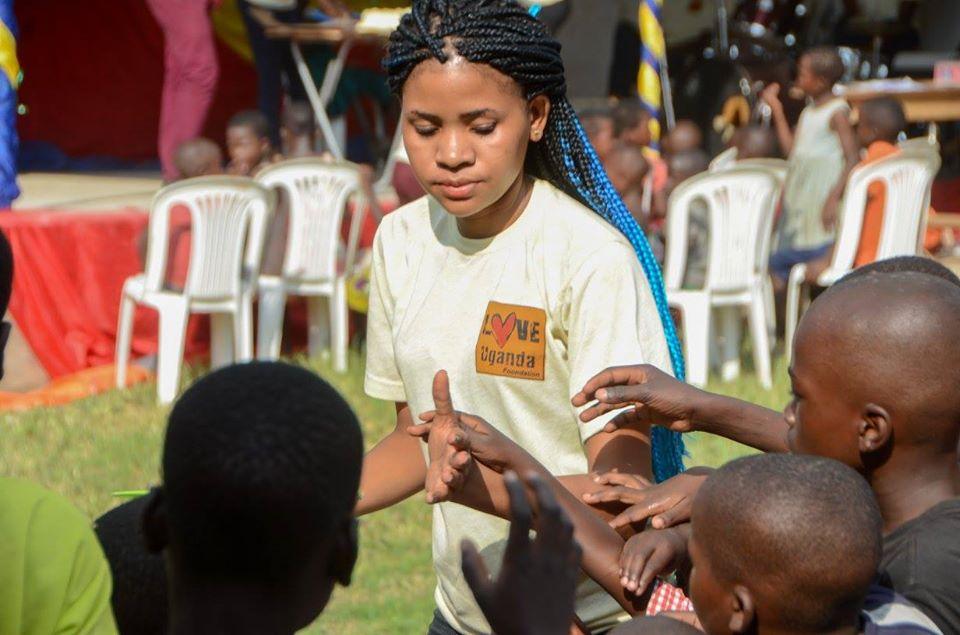 About Love Uganda Foundation
