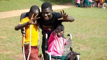 Uganda Disabled Children – Uganda children with disabilities – Support