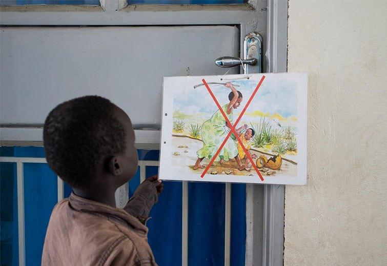 ENDING VIOLENCE AGAINST ORPHANS IN UGANDA