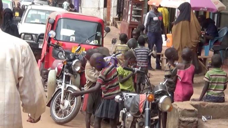 PUSH FACTORS THAT CAUSE CHILDREN TO STAY ON THE STREETS