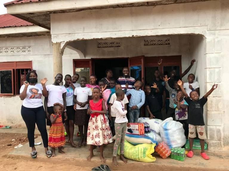 DONATIONS IN UGANDA