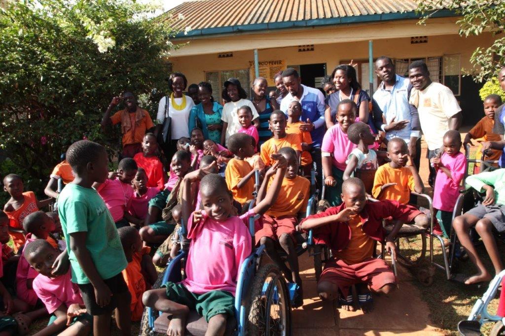 CHILDREN WITH DISABILITIES IN UGANDA