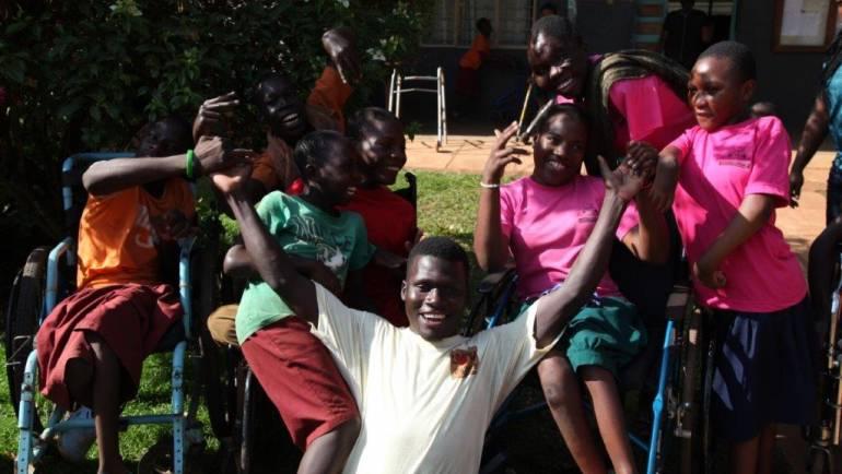 SPONSORING A CHILD IN UGANDA.