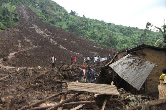 Climate change in Uganda
